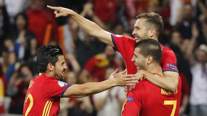 España busca los cuartos de la Eurocopa ante un rival de grato recuerdo