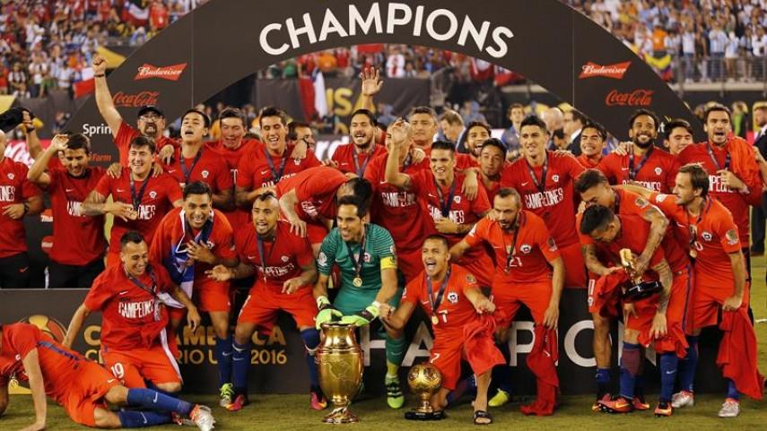 Chile conquista su segunda Copa América consecutiva tras imponerse a Argentina en los penaltis