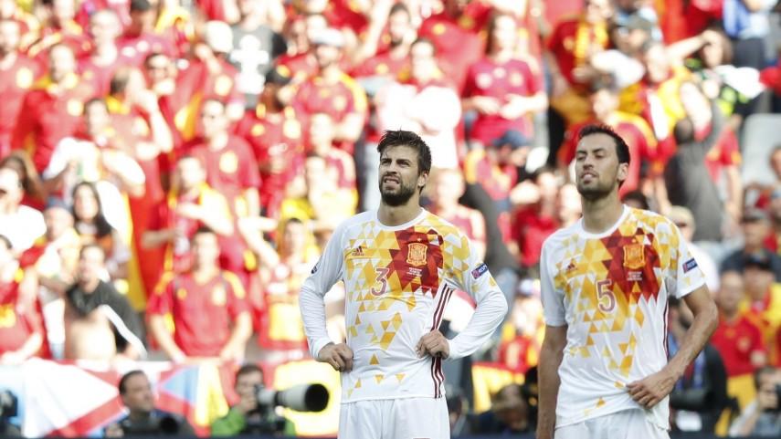 España cae ante Italia y se despide del sueño de la Eurocopa