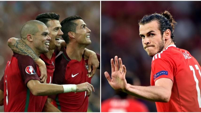 Bale, Ronaldo, Pepe y André Gomes buscan la gran final de París