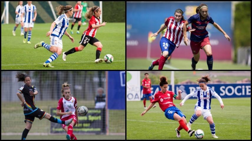 La Primera División Femenina, a la conquista de Europa