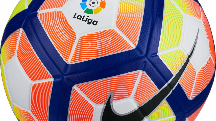 3f327a9985496 LaLiga unveils the official ball for the 2016 17 season