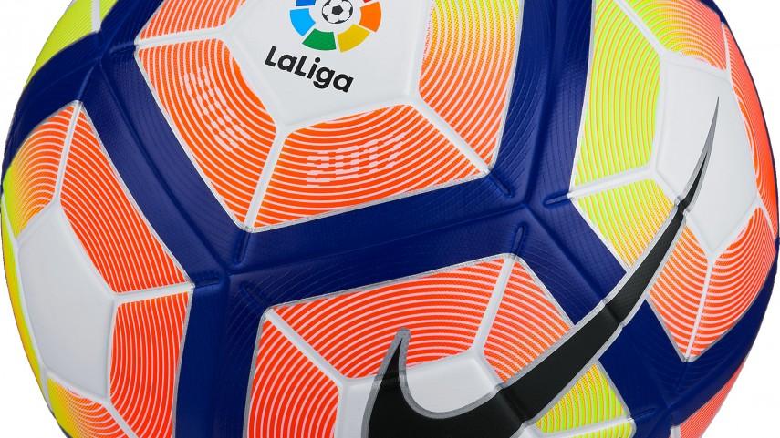 LaLiga presenta el balón oficial de la temporada 2016/2017