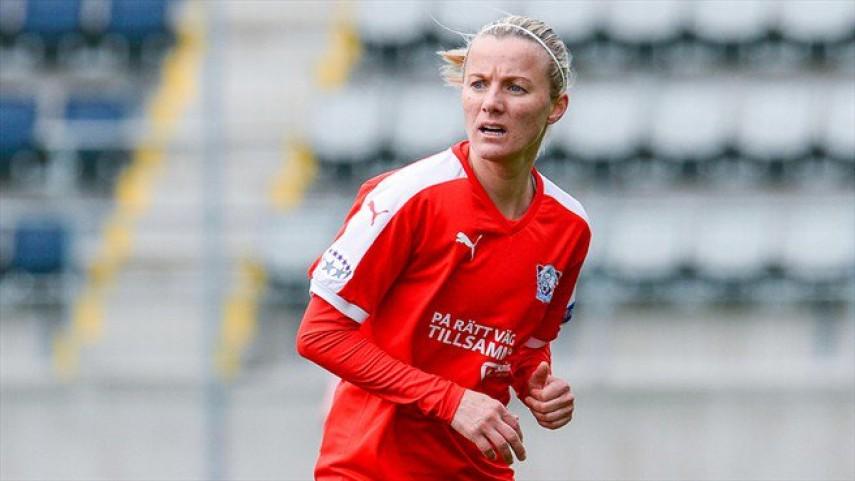 Vira Diatel, el fútbol ucraniano en la Primera División Femenina