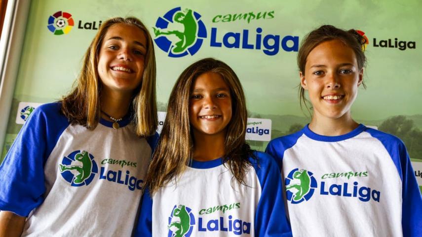 Comienza la XI edición del Campus LaLiga