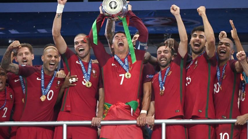 La Portugal de Pepe, Ronaldo y André Gomes ya tiene su Eurocopa