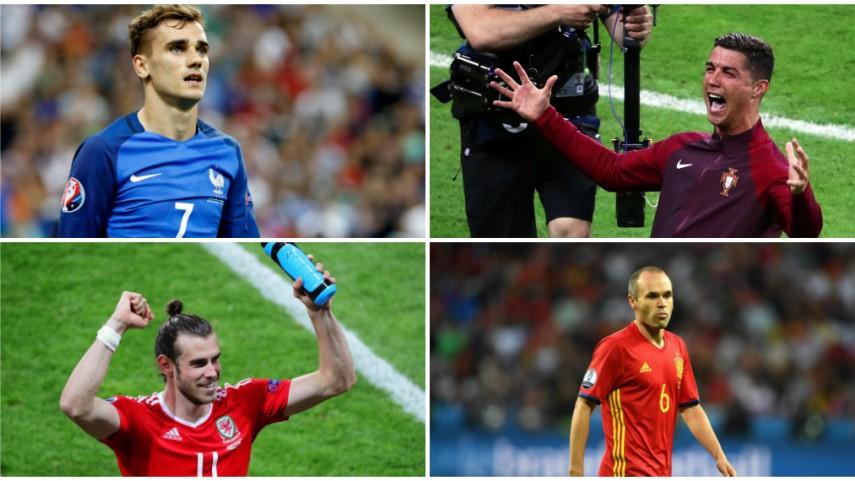 Elige al mejor jugador de LaLiga en la Eurocopa