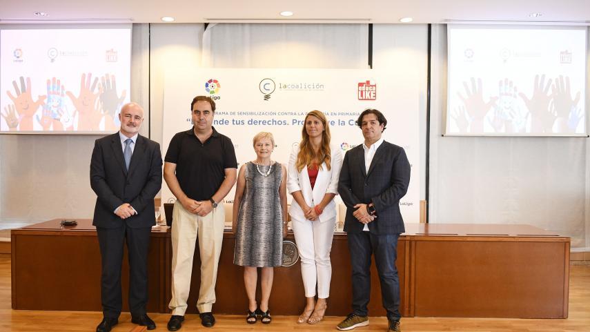 LaLiga y La Coalición presentan las conclusiones de la 2ª edición del programa