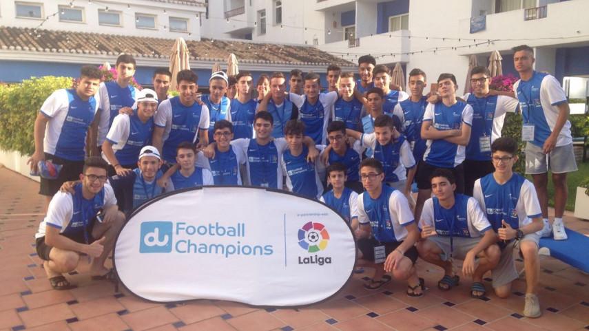El duFC Elite Team perfeccionará sus habilidades en España