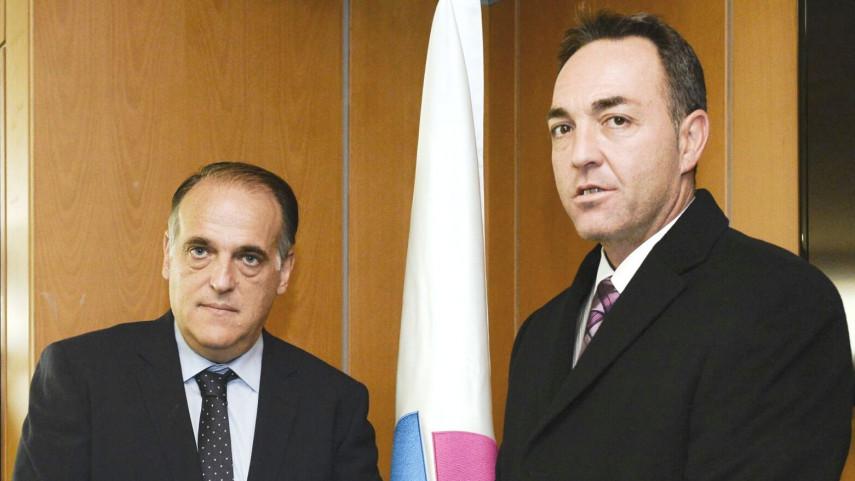 LaLiga participará en el I Congreso Nacional de la Comisión de Clubes de Tercera División