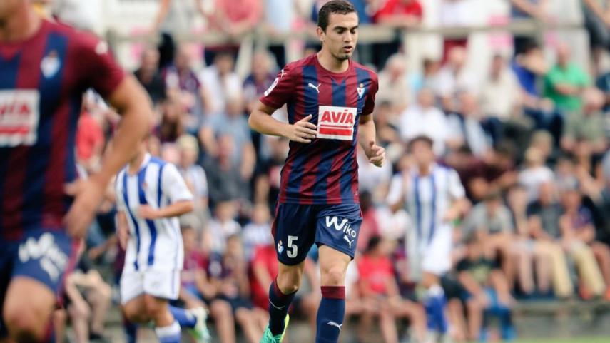 Derrotas de Sporting, Eibar y Osasuna en la pretemporada