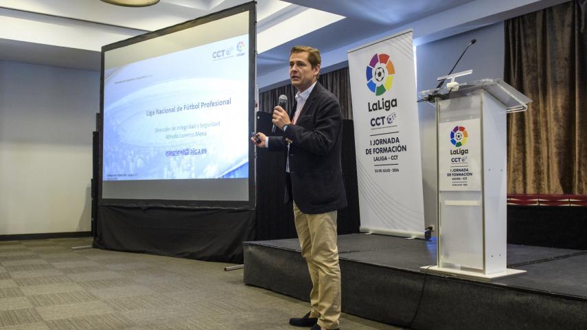LaLiga y la CCT ponen en marcha el plan de integridad para la Tercera División Nacional