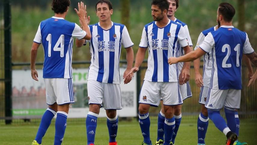 La Real Sociedad se estrena con victoria en Holanda