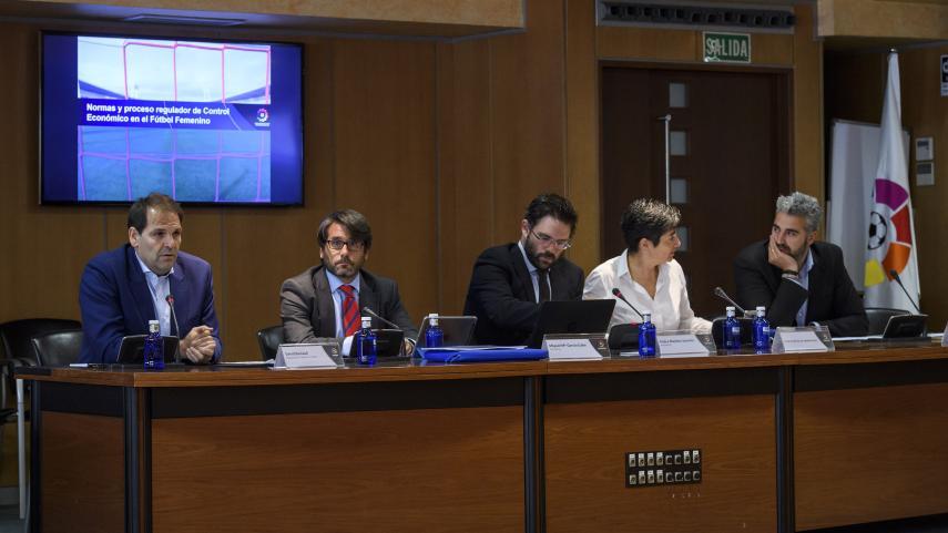 La Asociación de Clubes de Fútbol Femenino celebra su Asamblea General