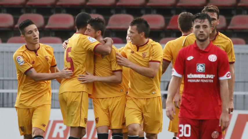 El Sevilla continúa intratable en la pretemporada