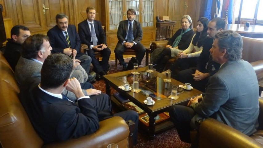 LaLiga celebró una sesión formativa con la AUF en materia de seguridad y legalidad