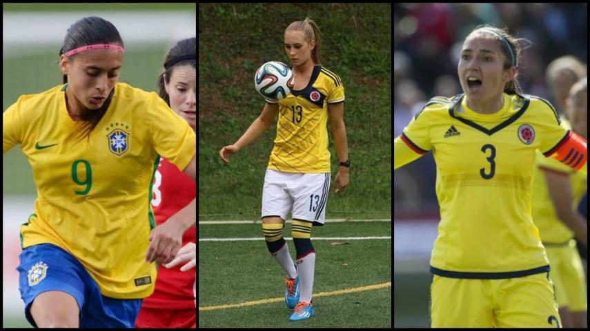 La Primera División Femenina... #RoadtoRío