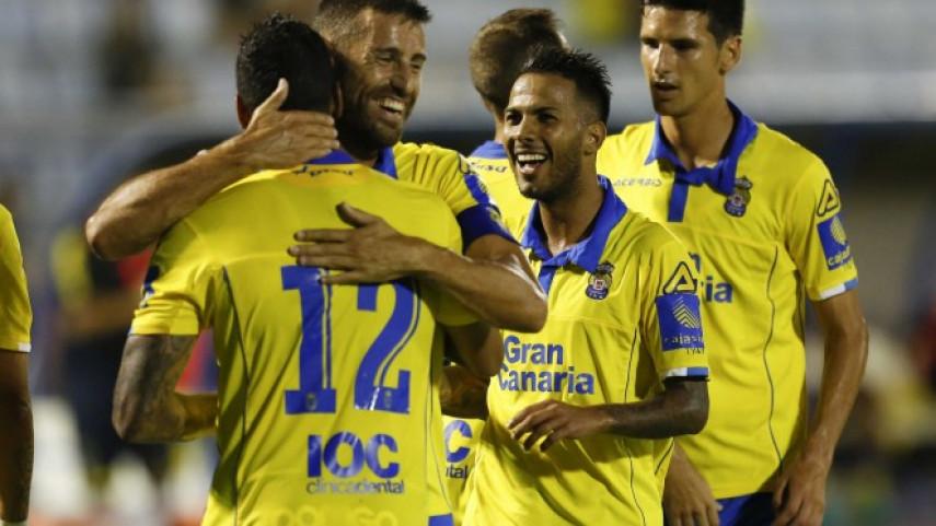 Las Palmas suma otro triunfo en su pretemporada