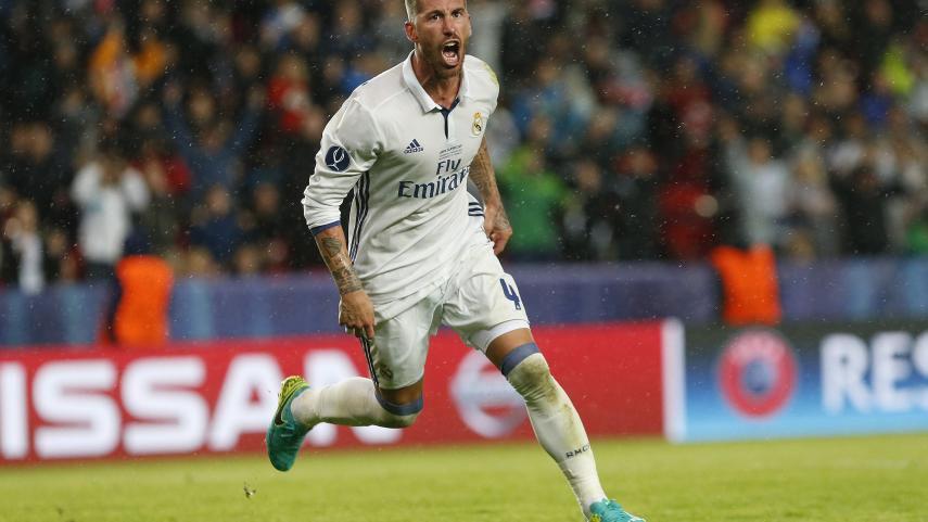 El Real Madrid se proclama campeón de la Supercopa de la UEFA