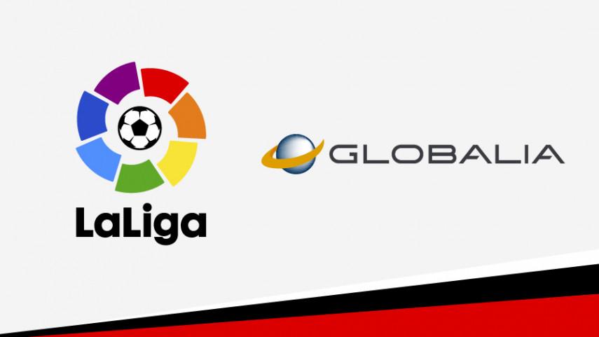 Globalia, patrocinador oficial de LaLiga