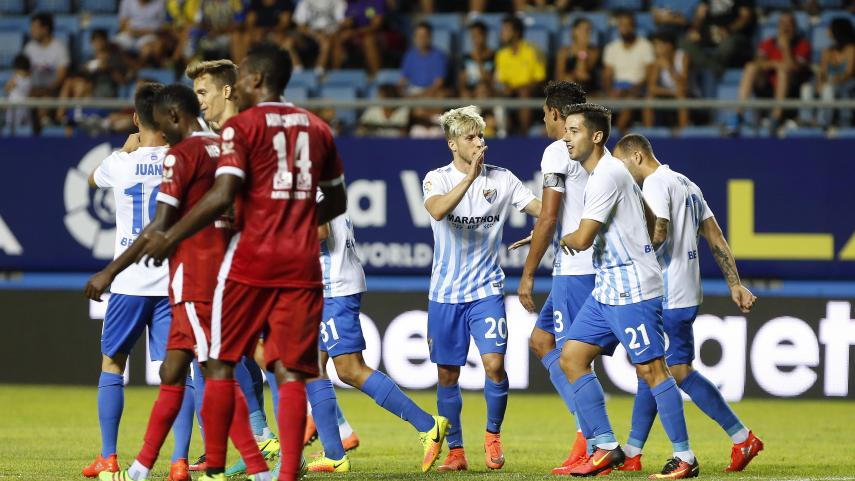 Cádiz CF y Málaga CF disputarán la final del Ramón de Carranza