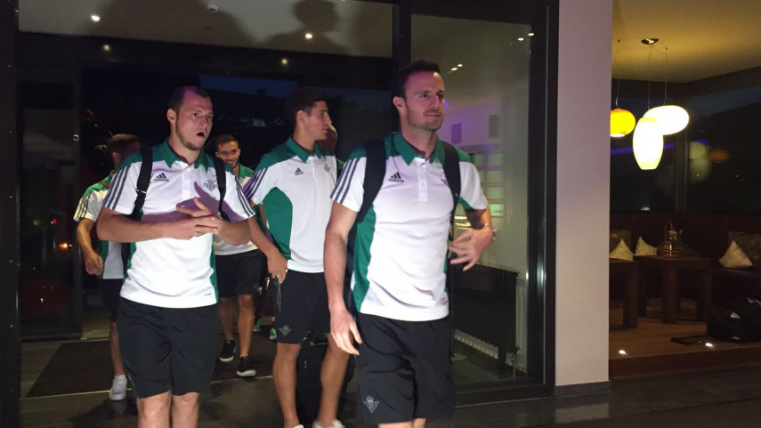 Suiza acoge el segundo acto del Real Betis en LaLiga World