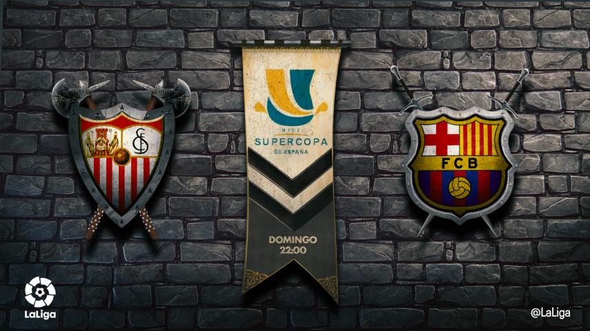 El trono de la Supercopa, en juego