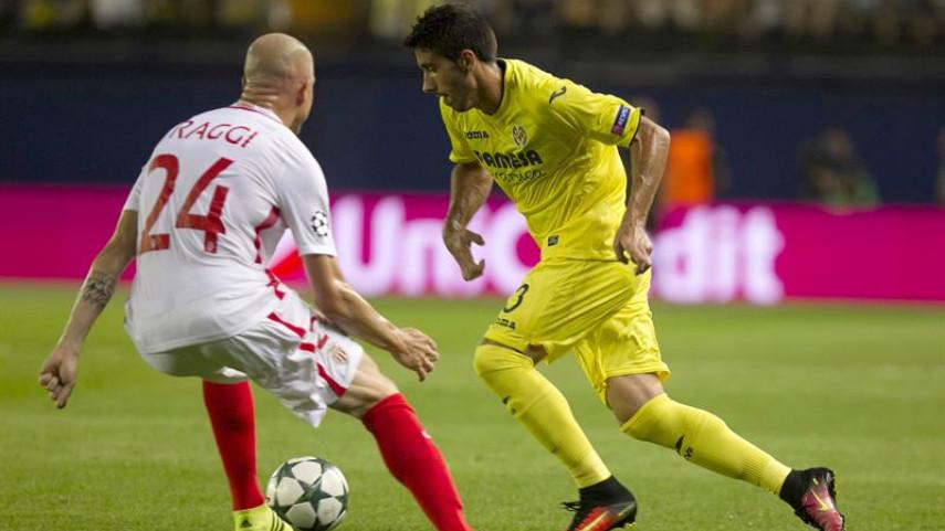 El Villarreal buscará la remontada en Mónaco