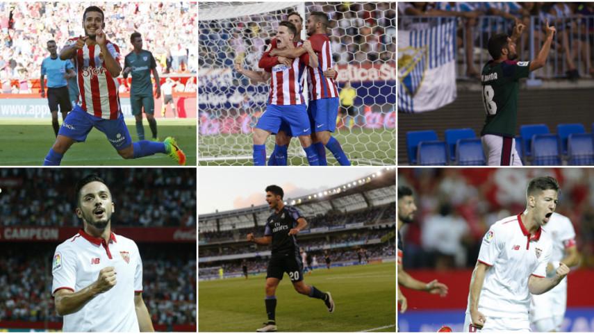 ¿Qué fichaje de LaLiga Santander ha tenido una mejor actuación en la primera jornada?