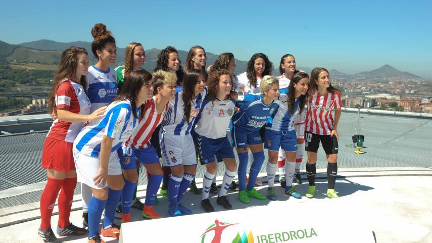 Elige el once ideal de la Liga Femenina Iberdrola 2016/17