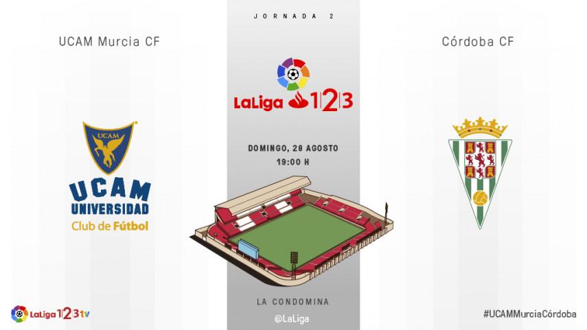 La Condomina debuta en LaLiga 1|2|3