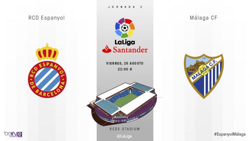 Los primeros tres puntos están en el RCDE Stadium