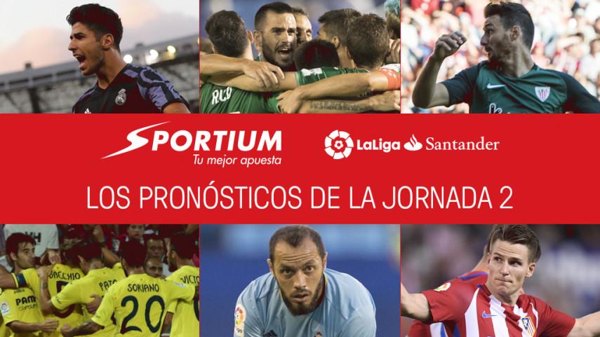 Las recomendaciones de la casa de apuestas deportivas Sportium