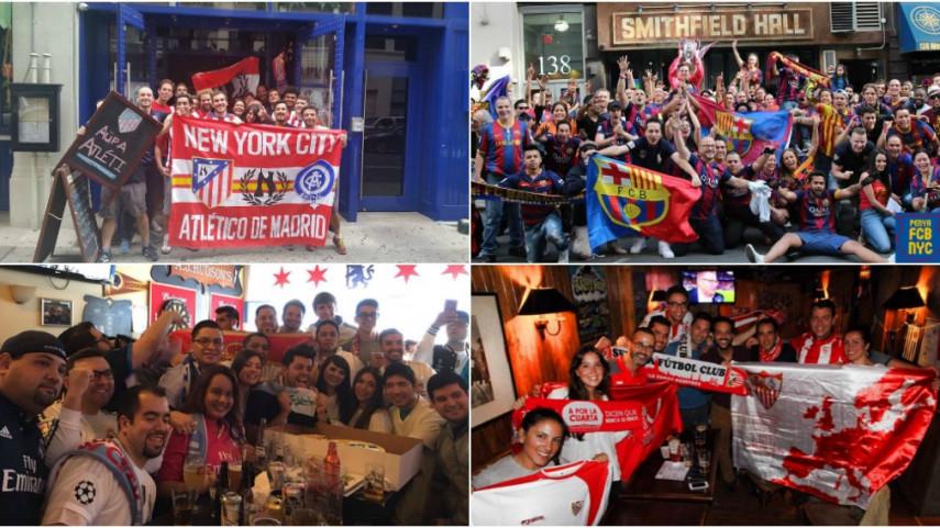 ¿Apoyas a tu equipo desde el extranjero? ¡Cuéntanoslo!