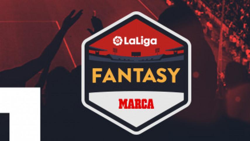 Descubre el Once Ideal de LaLiga Fantasy MARCA en la jornada 9