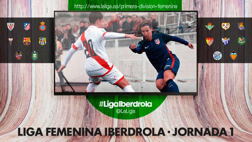 ¡Comienza #LaLiga Iberdrola!