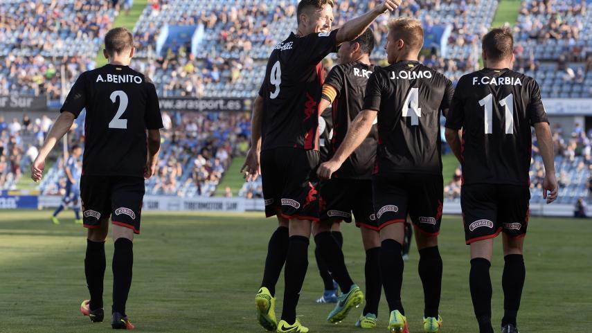 CF Reus, un debut dulce en LaLiga 1l2l3