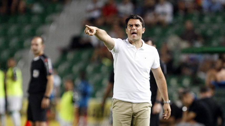 Alberto Toril deja de ser entrenador del Elche CF
