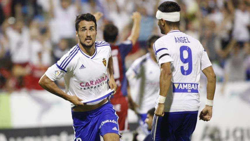 Zaragoza y Valladolid alcanzan al Levante en la cabeza de LaLiga 1l2l3