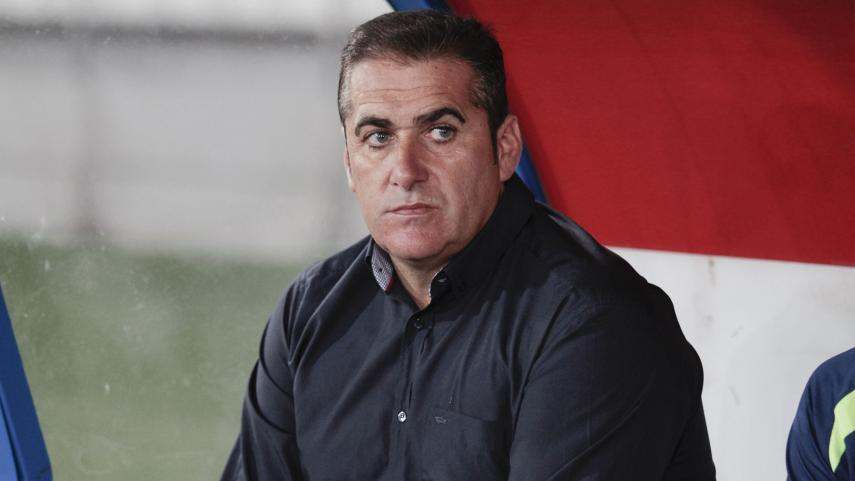 José Ramón Sandoval, nuevo entrenador del Córdoba CF