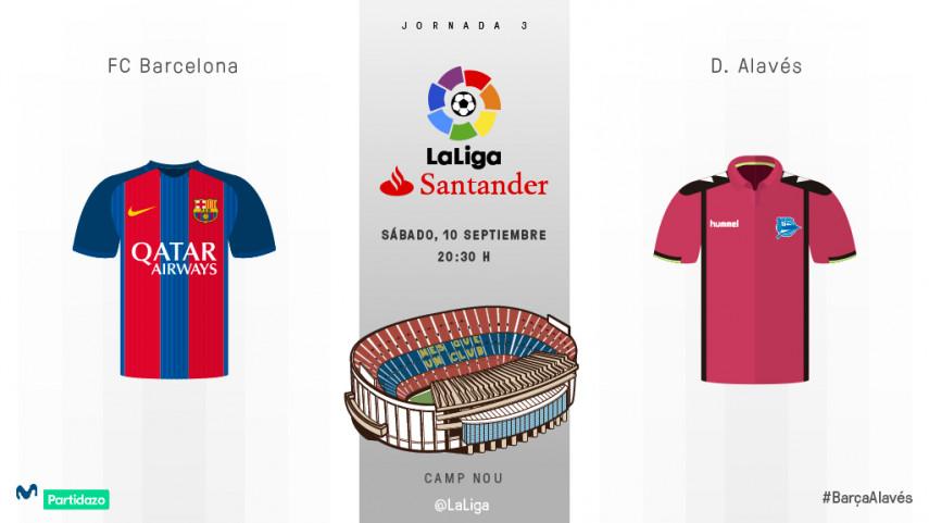 La ilusión albiazul visita el Camp Nou