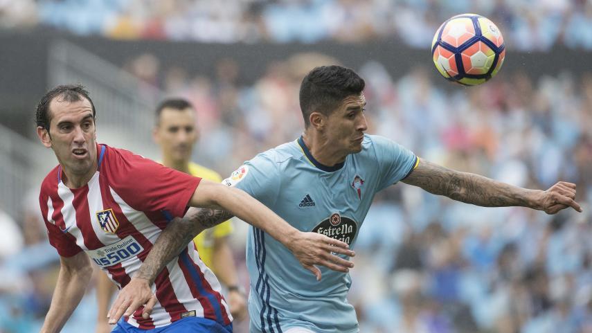 El Celta - Atlético de Madrid tuvo una audiencia de 326.000 espectadores