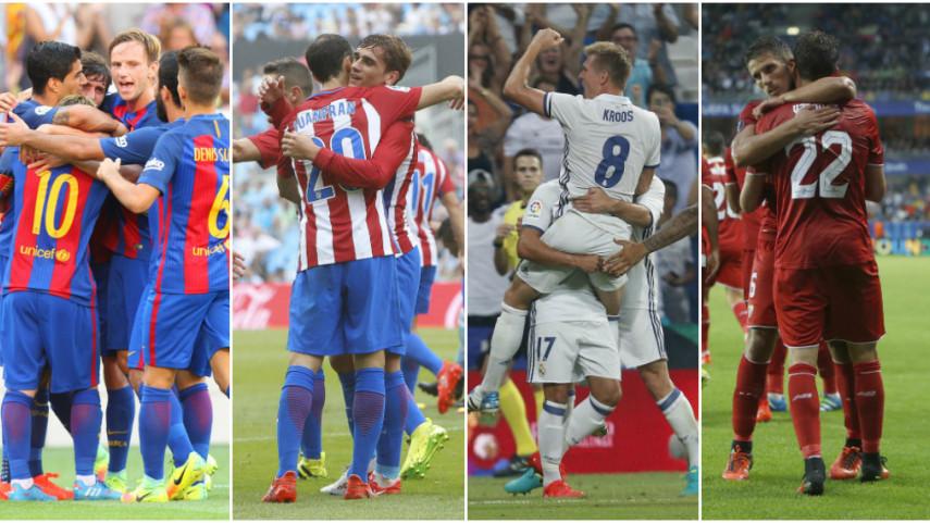 Los clubes de LaLiga inician un nuevo asalto a la Champions League