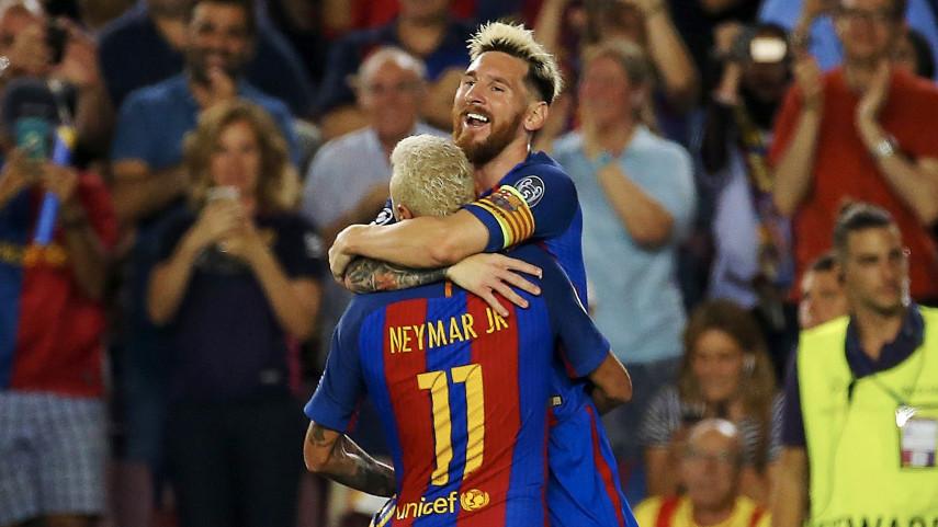 FC Barcelona y Atlético logran su objetivo en la cita inaugural de la Champions