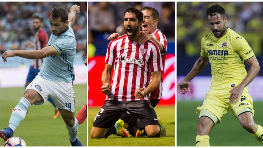 Celta, Athletic y Villarreal comienzan su camino hacia el título de la Europa League
