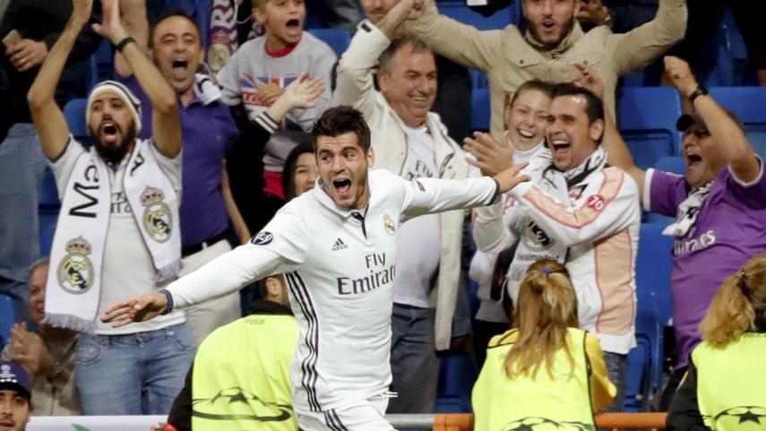 Primeros puntos para Real Madrid y Sevilla FC en Champions