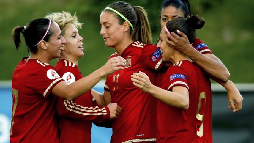 España vence a Montenegro y consigue la clasificación para la Euro 2017