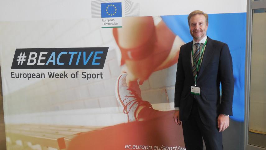 LaLiga participó en las sesiones de buena gobernanza de la Semana Europea del Deporte
