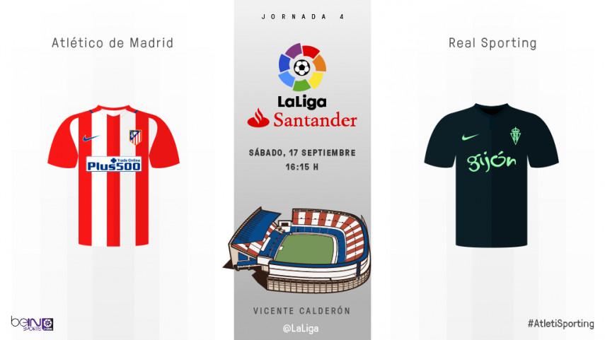 La ilusión del Sporting pone a prueba la racha del Calderón