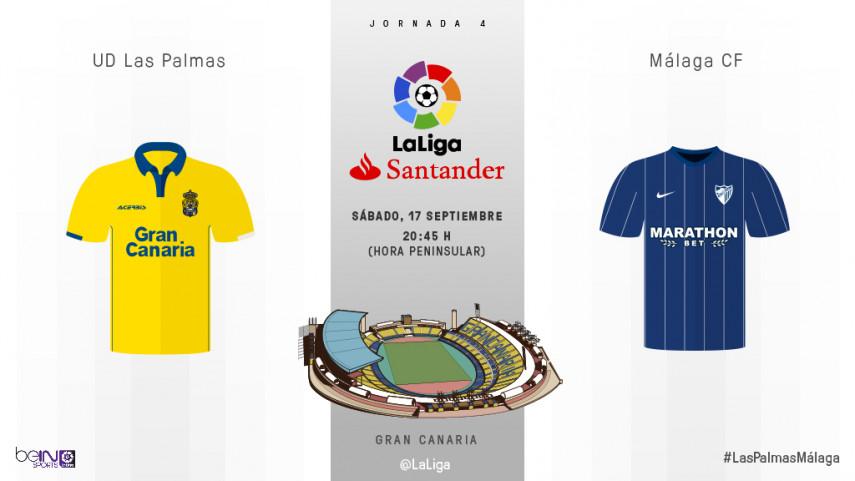 En busca de una nueva victoria en el Estadio de Gran Canaria